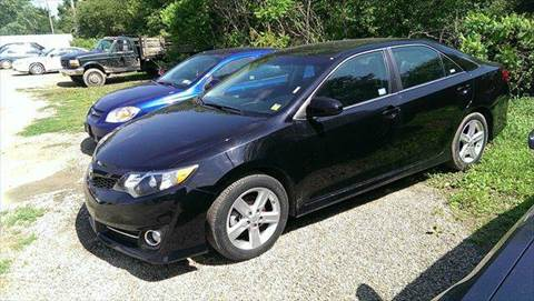 2012 Toyota Camry for sale in Little Valley, NY