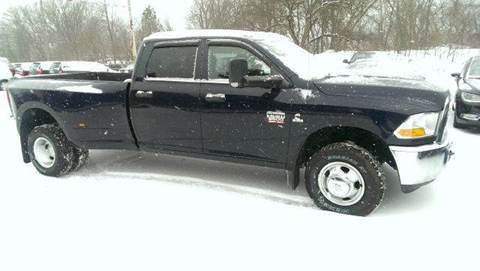 2012 RAM Ram Pickup 3500 for sale in Little Valley NY