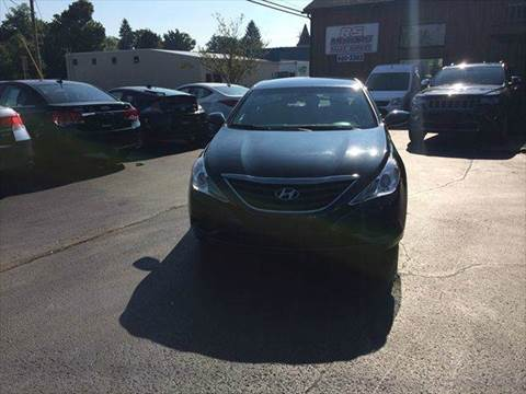 2013 Hyundai Sonata for sale in Little Valley NY