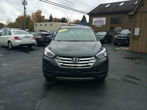 2014 Hyundai Santa Fe for sale in Little Valley NY