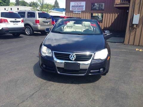 2007 Volkswagen Eos for sale in Little Valley, NY