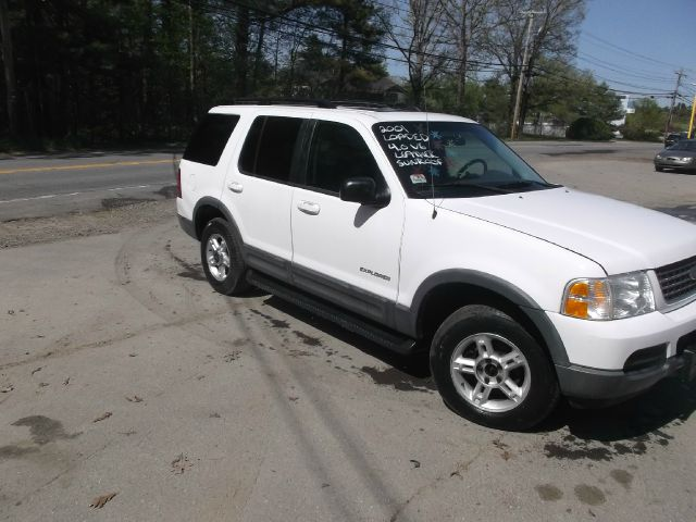 2002 Ford Explorer XLT 4WD 4dr SUV - Salem NH