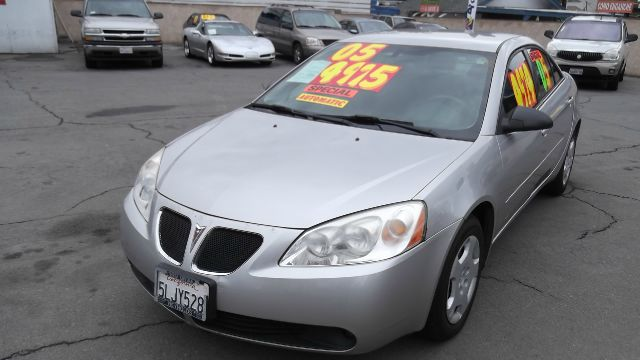2005 PONTIAC G6 BASE silver la sierra motors located in pomona prides itself on having great inven