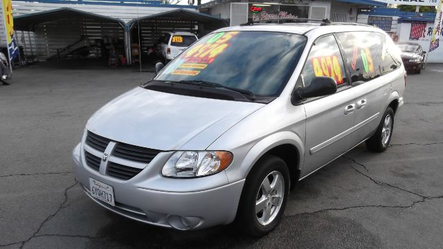2005 DODGE GRAND CARAVAN SXT silver la sierra motors located in pomona prides itself on having gre