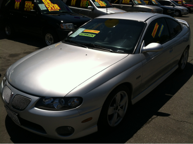 2004 PONTIAC GTO COUPE silver la sierra motors located in pomona prides itself on having great inv