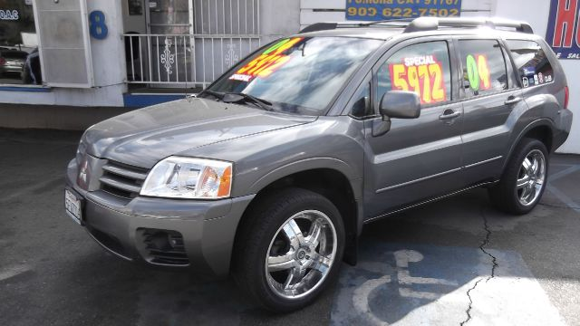 2004 MITSUBISHI ENDEAVOR LIMITED AWD gray la sierra motors located in pomona prides itself on havi