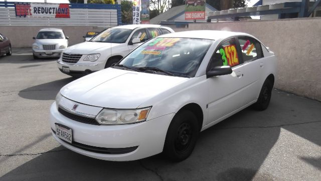 2003 SATURN ION SEDAN 2 white la sierra motors located in pomona prides itself on having great inv