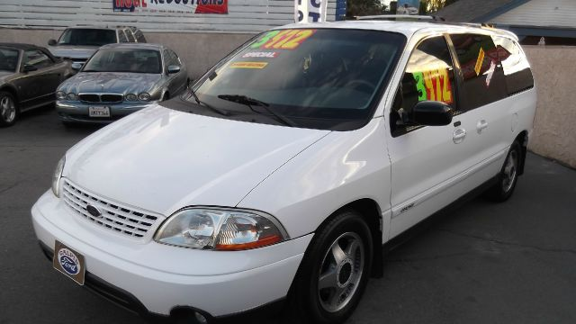 2002 FORD WINDSTAR SE white la sierra motors located in pomona prides itself on having great inven