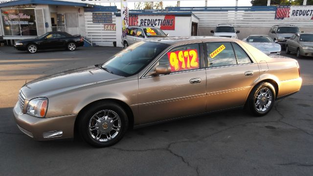 2000 CADILLAC DEVILLE BASE gold la sierra motors located in pomona prides itself on having great i