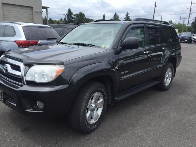 2007 toyota 4runner sr5 4dr suv 4wd v6 in milwaukie or. Black Bedroom Furniture Sets. Home Design Ideas