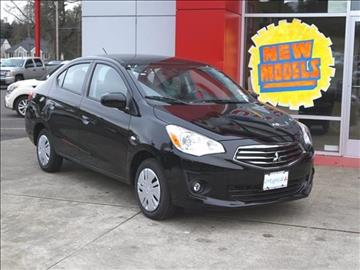 2017 Mitsubishi Mirage G4 for sale in Milwaukie, OR