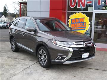 2016 Mitsubishi Outlander for sale in Milwaukie, OR
