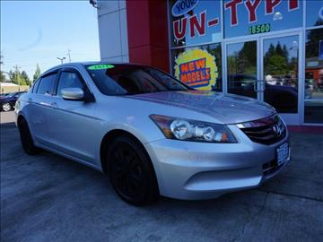 2011 Honda Accord for sale in Milwaukie, OR
