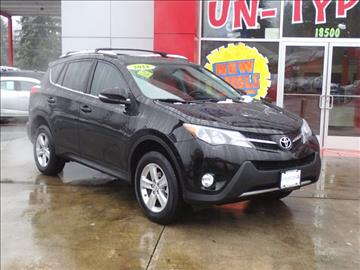 2014 Toyota RAV4 for sale in Milwaukie, OR