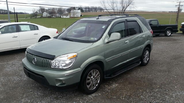 2005 buick rendezvous awd ultra 4dr suv in stewartstown pa. Black Bedroom Furniture Sets. Home Design Ideas