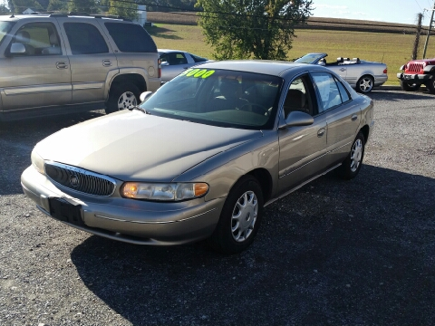 2002 Buick Century for sale in Stewartstown, PA