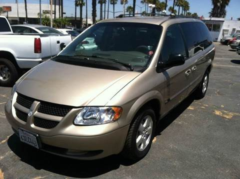 2003 Dodge Grand Caravan for sale in Long Beach, CA