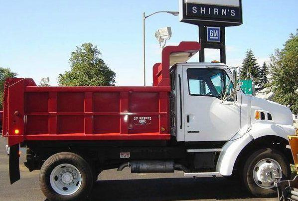 1999 Sterling Dump 36000 Gvw