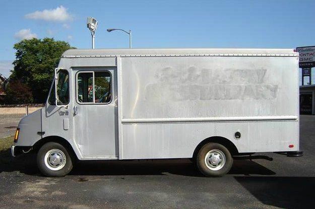 1993 GMC Step Van