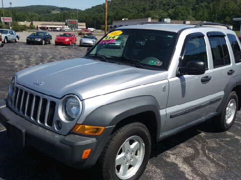 2007 Jeep Liberty for sale in Williamsport, PA