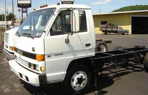 1993 Isuzu W4500 C/C for sale in Williamsport, PA