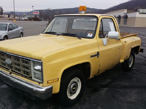 Yellow Cab Sioux Falls >> 1985 Chevrolet C/K 10 Series For Sale - Carsforsale.com