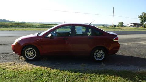 2010 Ford Focus for sale in Talbott, TN