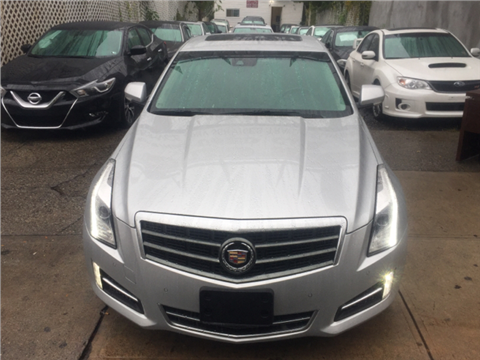 Used cadillac ats for sale in new york for Uvanni motors rome ny