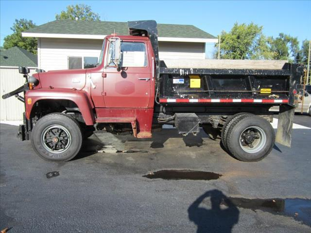 1984 Ford L8M