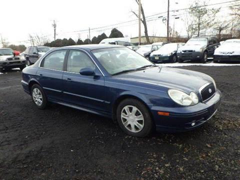 2005 Hyundai Sonata For Sale