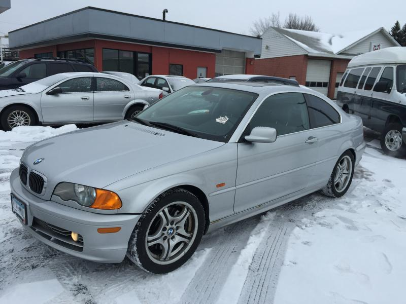 2001 bmw 3 series 330ci 2dr coupe in newport mn newport imports inc. Black Bedroom Furniture Sets. Home Design Ideas