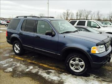 2003 Ford Explorer for sale in Newport, MN