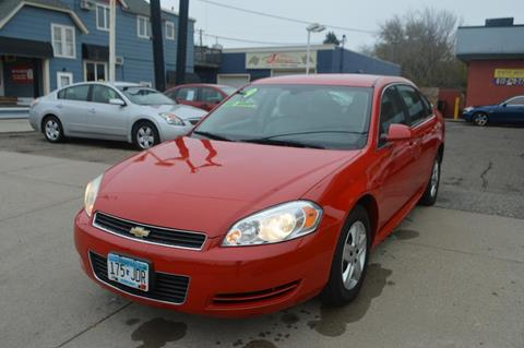 2009 Chevrolet Impala for sale in Newport, MN