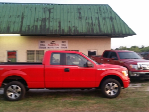 2014 Ford F-150 for sale in Bartow FL