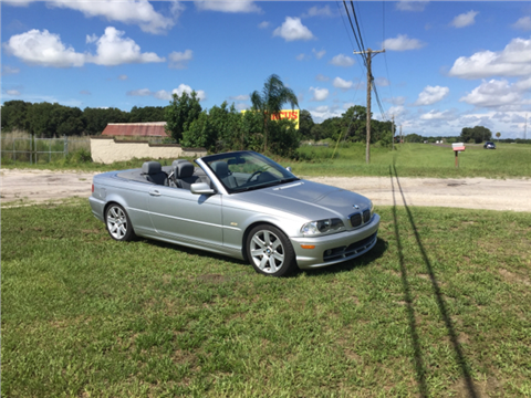 2002 BMW 3 Series for sale in Bartow, FL