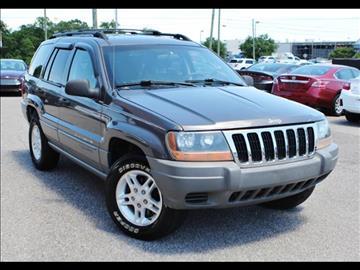 2002 Jeep Grand Cherokee for sale in Mobile, AL