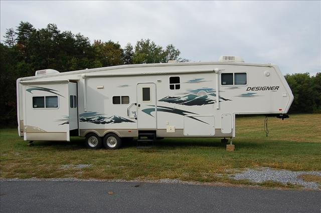 2007 Jayco 5th. Wheel
