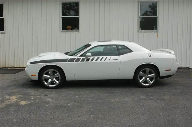 2012 Dodge Challenger RT