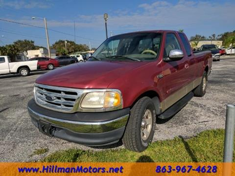 2000 Ford F-150 for sale in Winter Haven, FL