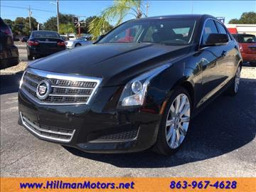 2014 Cadillac ATS for sale in Winter Haven, FL