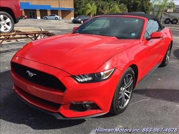 2015 Ford Mustang for sale in Winter Haven, FL