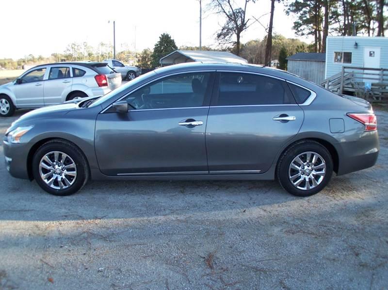 2014 nissan altima 25 s 4dr sedan in swansboro nc coastal auto contact us sciox Gallery
