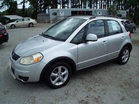 2007 Suzuki SX4 Crossover for sale in Swansboro, NC