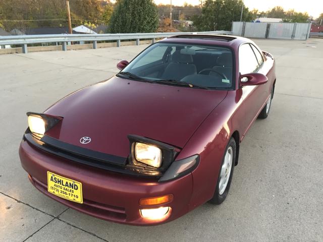 1993 toyota celica for sale for Ashland motors columbia mo