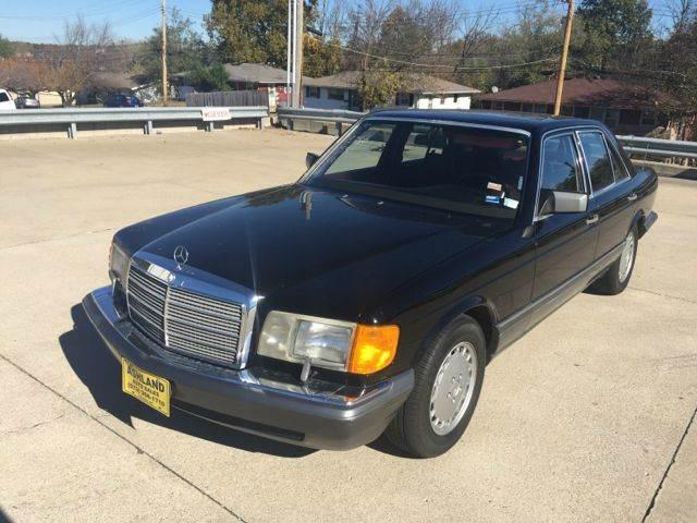 1990 Mercedes Benz 300 Class 300se 300se 4dr Sedan In