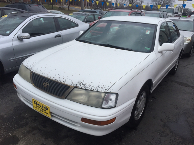 1995 toyota avalon xls 4dr sedan in columbia mo ashland for Ashland motors columbia mo