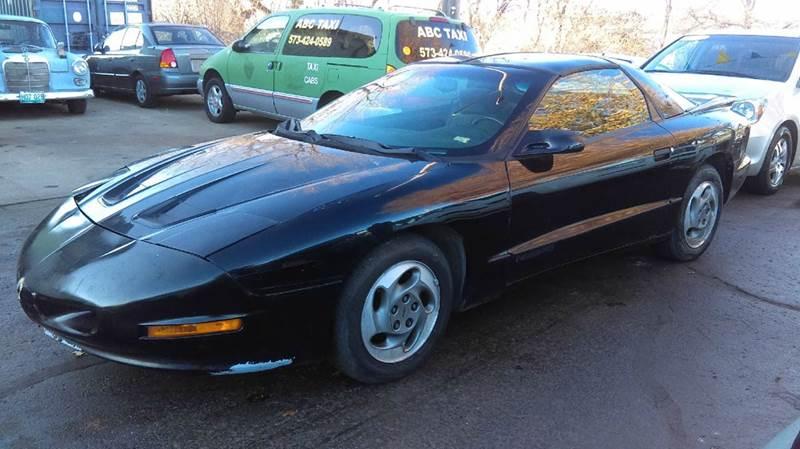 1995 Pontiac Firebird 2dr Hatchback In Columbia Mo