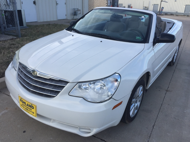 2008 chrysler sebring lx 2dr convertible in columbia mo ashland auto sales. Black Bedroom Furniture Sets. Home Design Ideas