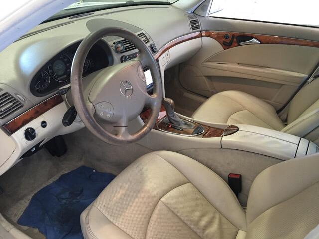 2005 Mercedes Benz E Class E320 4dr Sedan In Columbia Mo