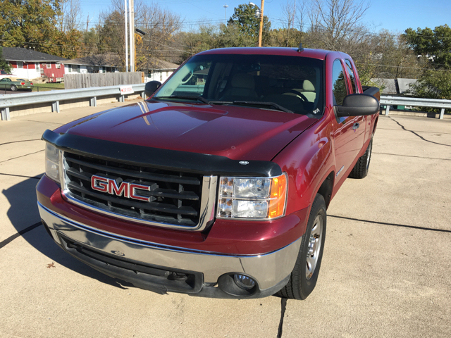 2007 gmc sierra 1500 sle1 4dr extended cab 4wd 5 8 ft sb in columbia mo ashland auto sales. Black Bedroom Furniture Sets. Home Design Ideas